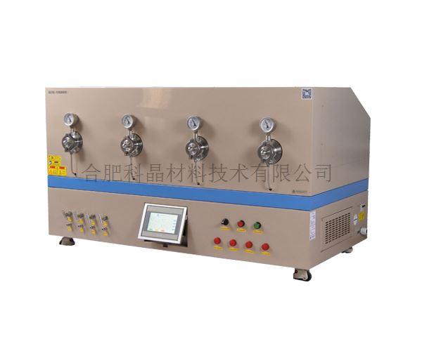合肥科晶 GSL-1500X-MGI-4 4通道管式炉