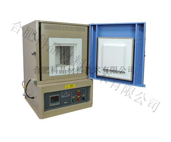 合肥科晶 KSL-1700X-A3 1700℃高温箱式炉(19L)