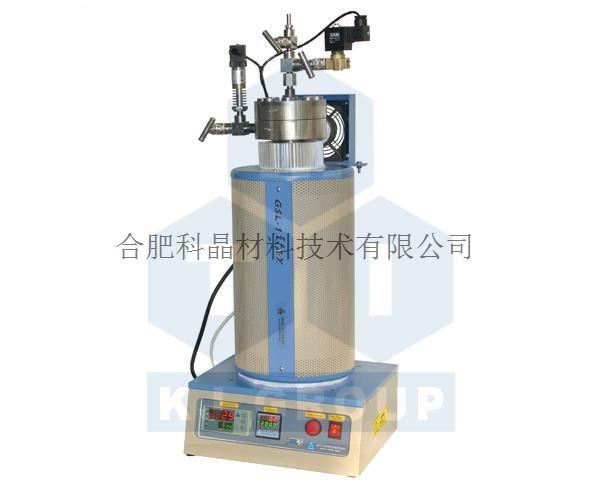 合肥科晶 RC-Ni-300 300ml镍基合金高温高压反应釜