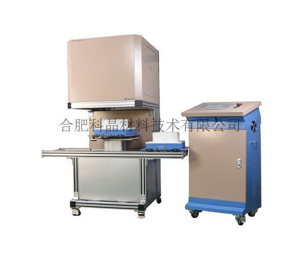 合肥科晶 VTF-1600X-Z 下装载炉