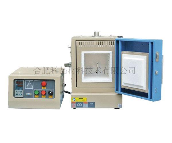 合肥科晶 KSL-1200X-J-F 1200℃分体式小型箱式炉