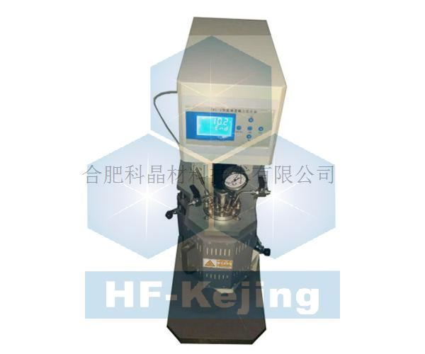合肥科晶 RC-HP-LCD台式液晶显示反应釜