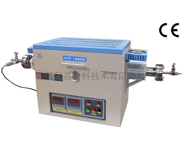 合肥科晶 OTF-1200X-HVHP-60-GH 1100℃Φ50管式高压炉