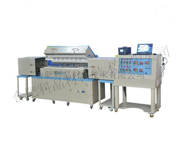 合肥科晶 OTF-1200X-VIII-80-GF高温高压管式炉
