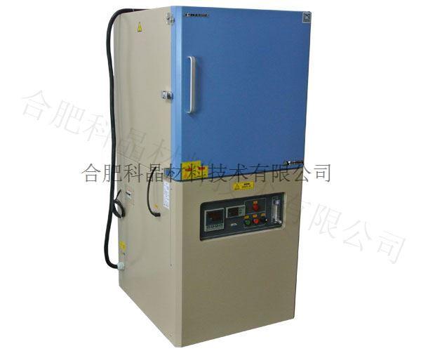 合肥科晶 KSL-1400X-A4 1400℃箱式炉(36L)