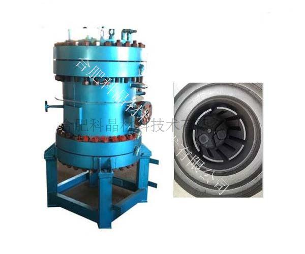 合肥科晶 GSL-1600-HP 1600℃高温高压烧结炉