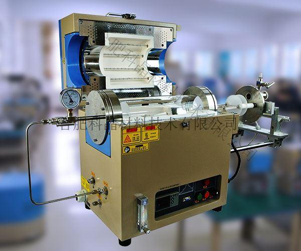 合肥科晶 OTF-1200X-4-RTP 900℃小型RTP炉