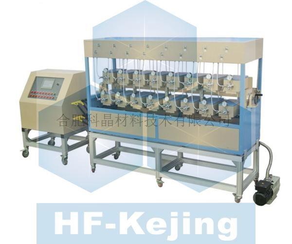 合肥科晶 GSL-1100X-MGI-16 1100℃ 16通道管式炉