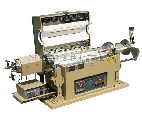 合肥科晶 OTF-1200X-4-NW 开启式纳米线生长CVD炉