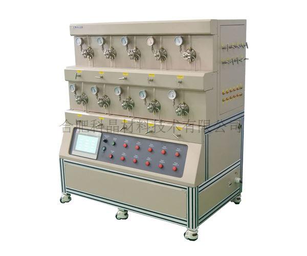合肥科晶 GSL-1700X-MGI-10 10通道管式炉