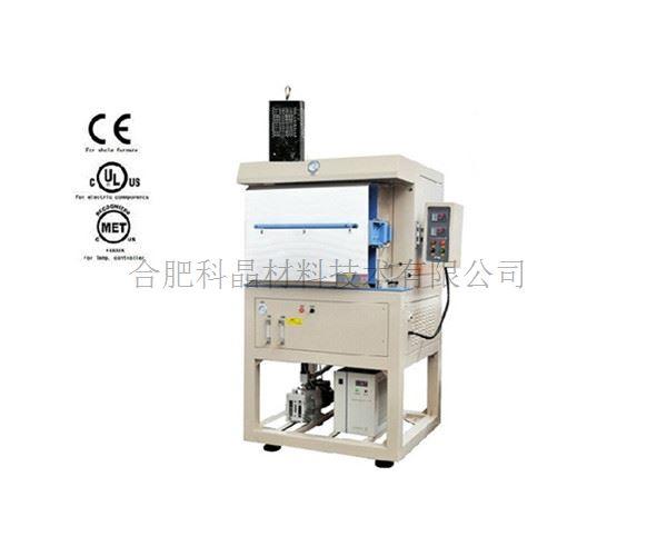 合肥科晶 KSL-1200X-H2 1200℃箱式气氛炉(64L)