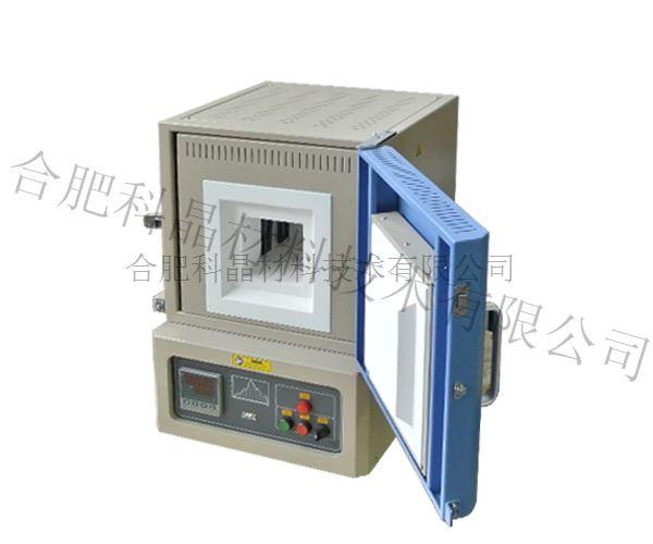 合肥科晶 KSL-1400X-A1 1400℃箱式炉(3.4L)