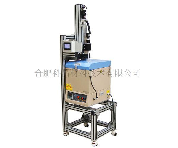 合肥科晶 VBF-1200X-TSSG 晶体生长炉