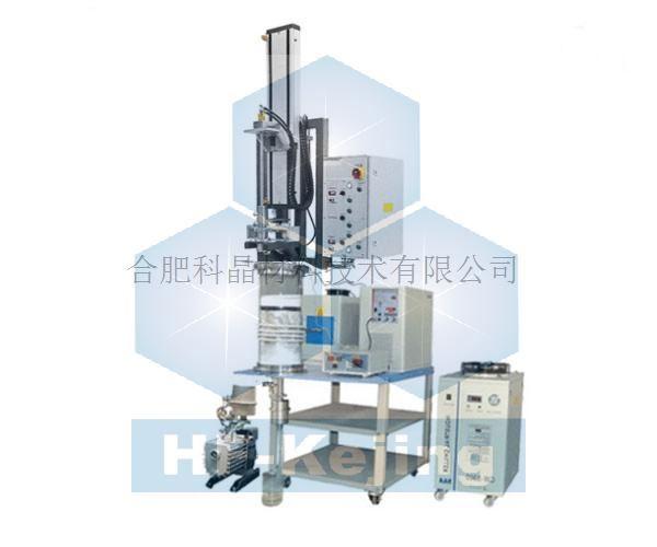 合肥科晶 SP-60-KTC-CZ 1700℃小型单晶生长炉