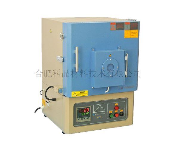合肥科晶 KSL-1400X-A1-W 1400℃窗口箱式炉(3.4L)
