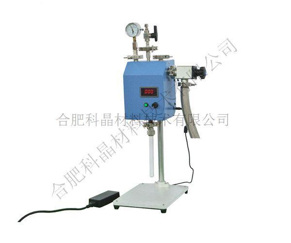 合肥科晶 QT-1真空石英管封口机
